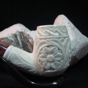Flower / Floral Meerschaum Pipes